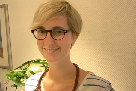 Nicole Hart - Angehende Fachärztin für Allgemeinmedizin